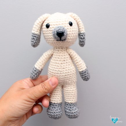 Crochet Puppy Dog Amigurumi