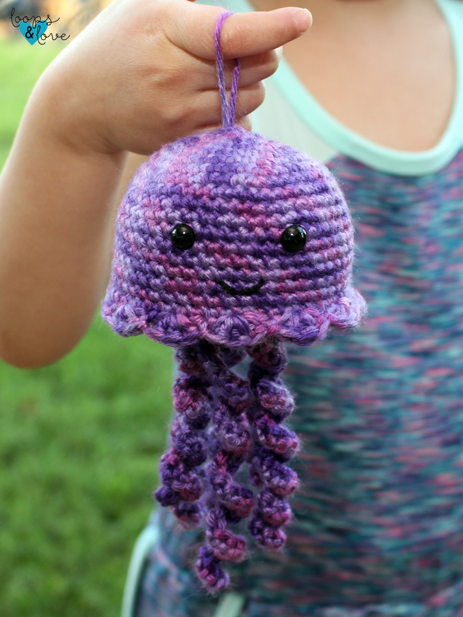 Jellyfish Amigurumi