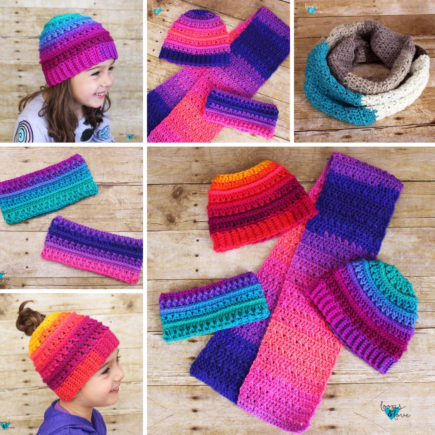Criss Cross Stitch Crochet Patterns