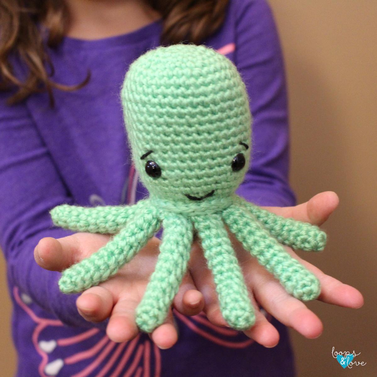 Octopus Amigurumi