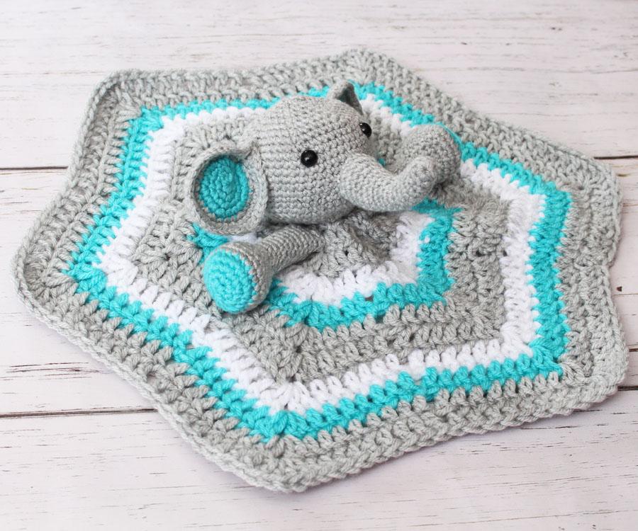 elephant lovey finished